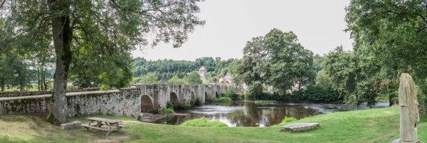Moutier d'Ahun (Creuse)