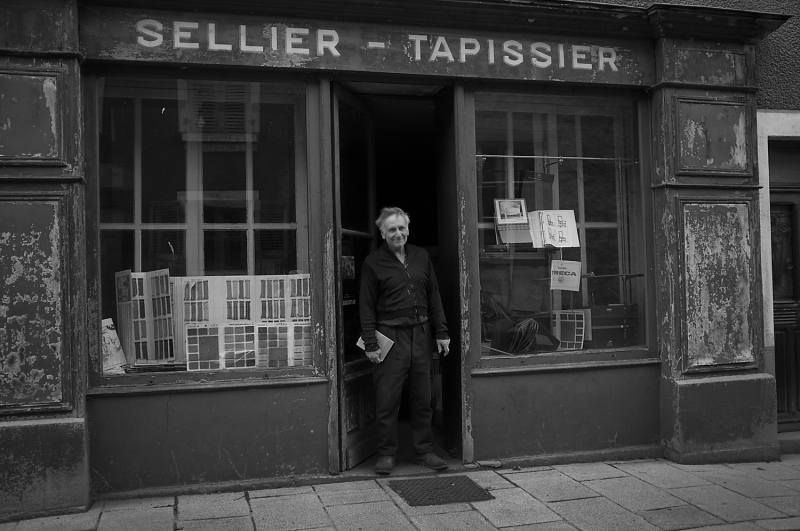 Le sellier (Cresue)