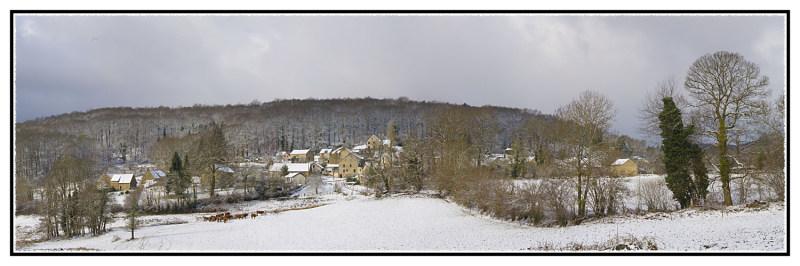 St Yrieix les Bois (Creuse)
