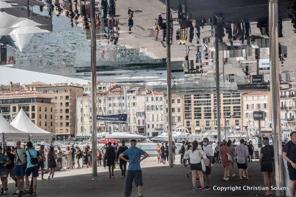 Marseille. Le vieux port