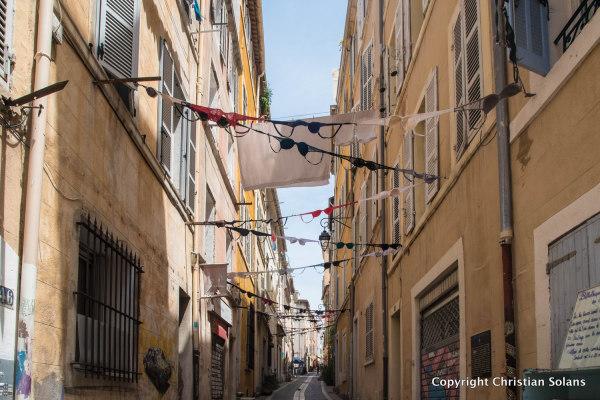 Marseille. Le Panier