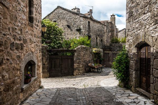 Aveyron. La Couvertoirade