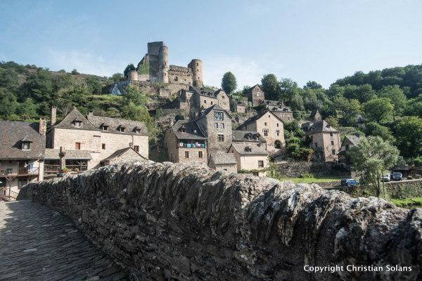 Aveyron, Belcastel