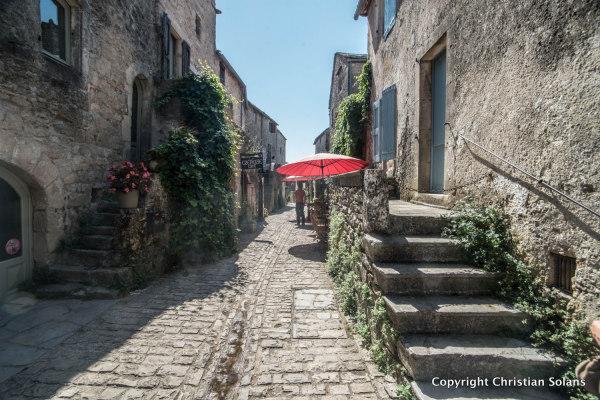 Aveyron, La Couvertoirade