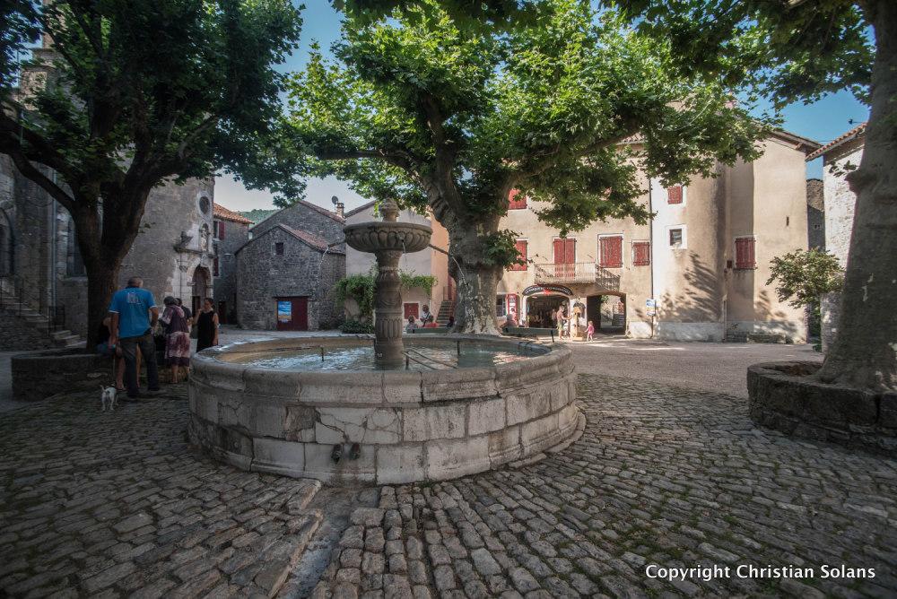 Aveyron, St Eulalie de Cernon