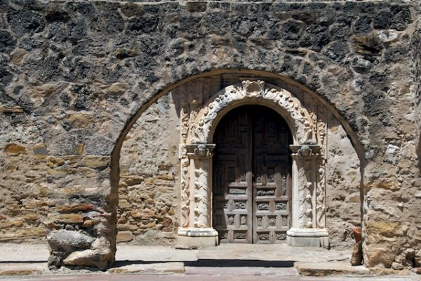 An Arch and a Door