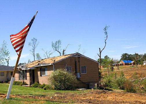 Tornado Aftermath