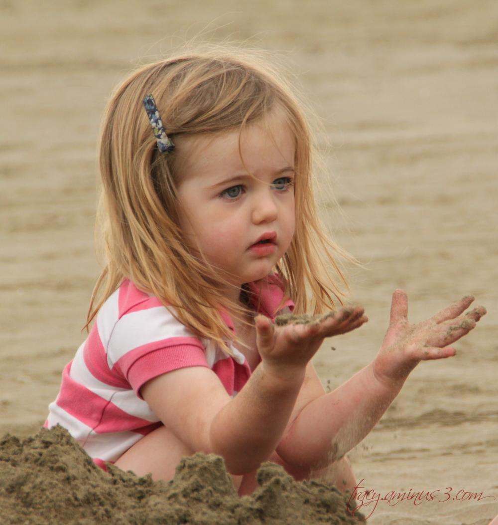 Sandy pleasures