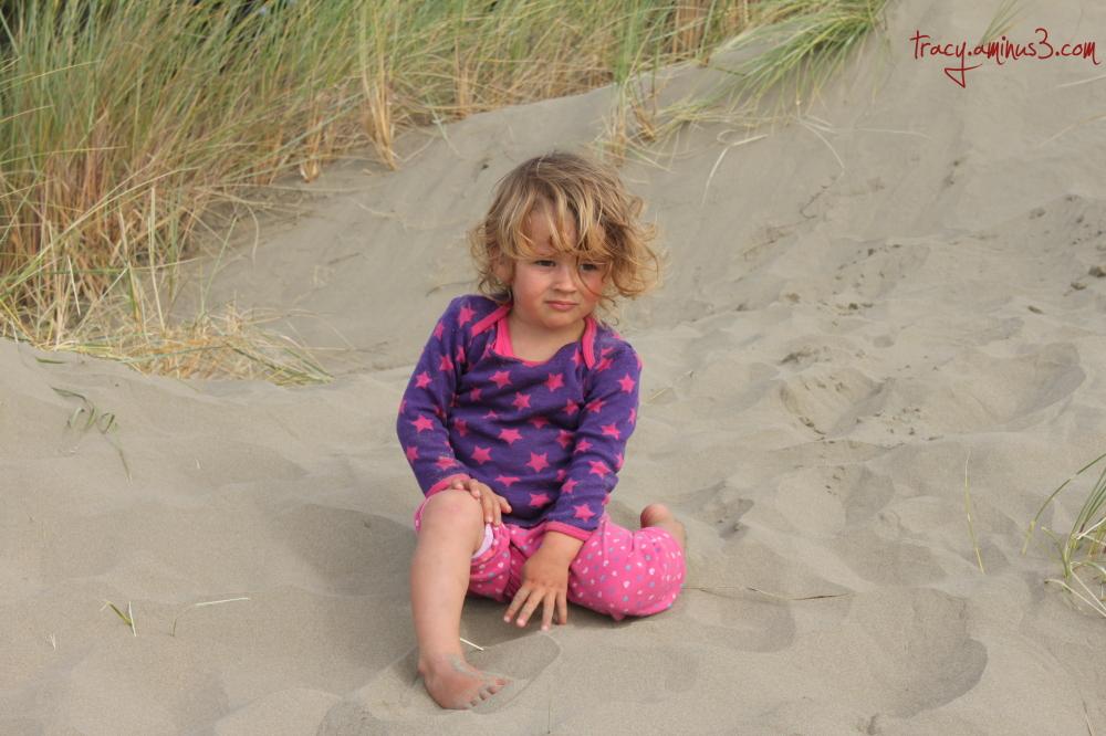 Sandy child