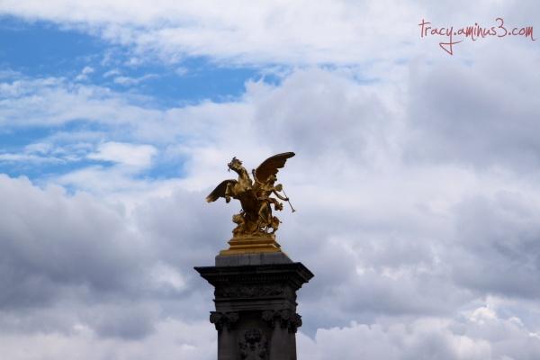 Paris gold