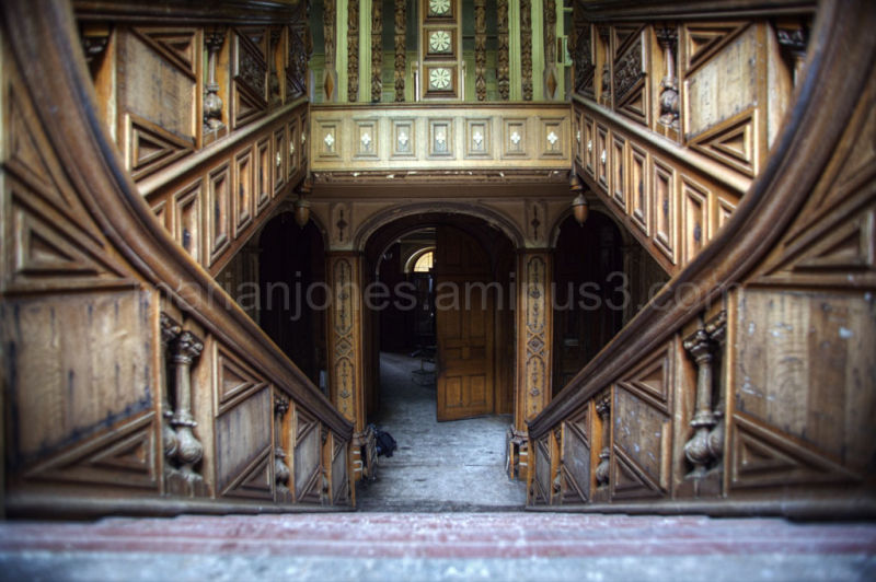 Beautiful old asylum