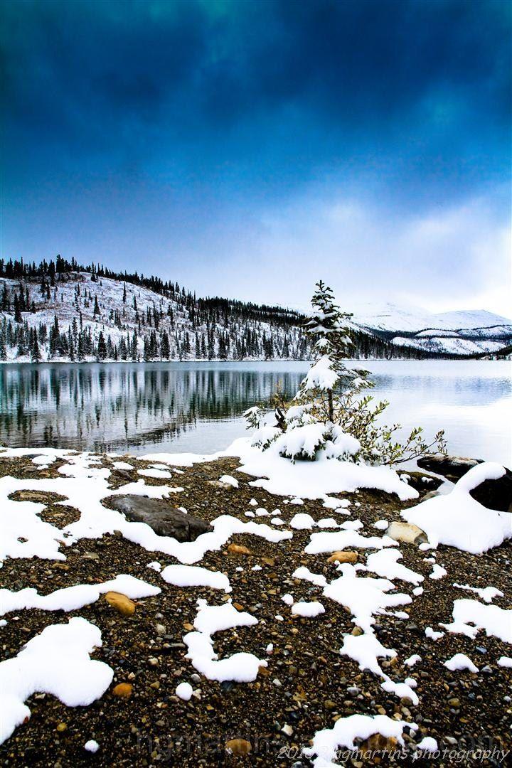 Summit Lake B.C