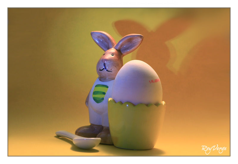 Egg and Roger rabit