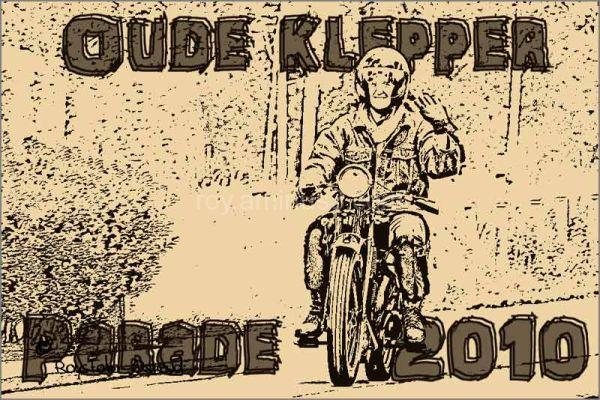 Old klepper parade