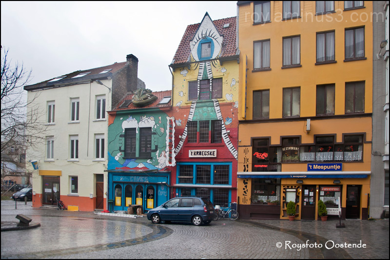 streets of Ostend