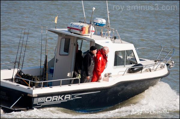 Hobby vissers