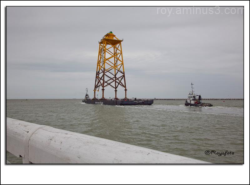 off shore windmill
