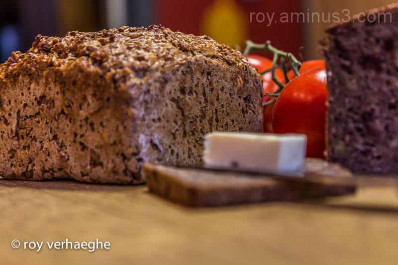 German bread, big taste