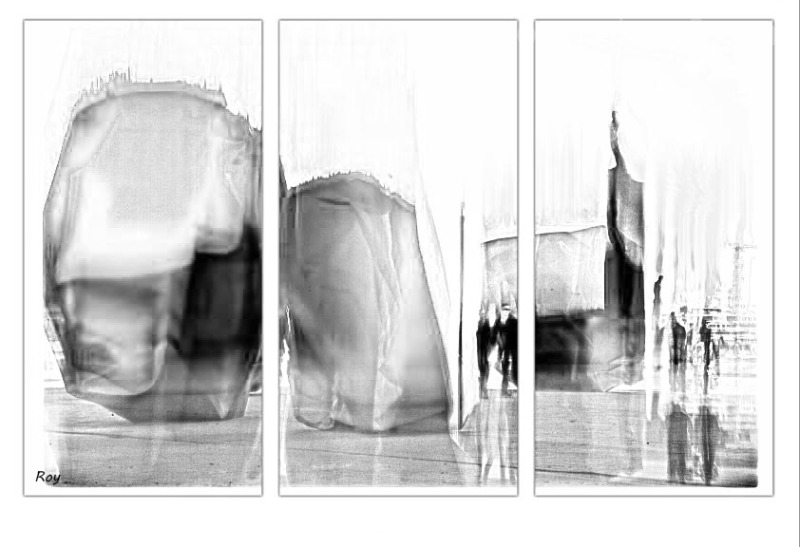 Triptych, Waiting for the missing fishermen