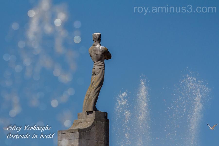 zeehelden standbeeld,