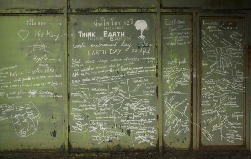 Earth grafitit