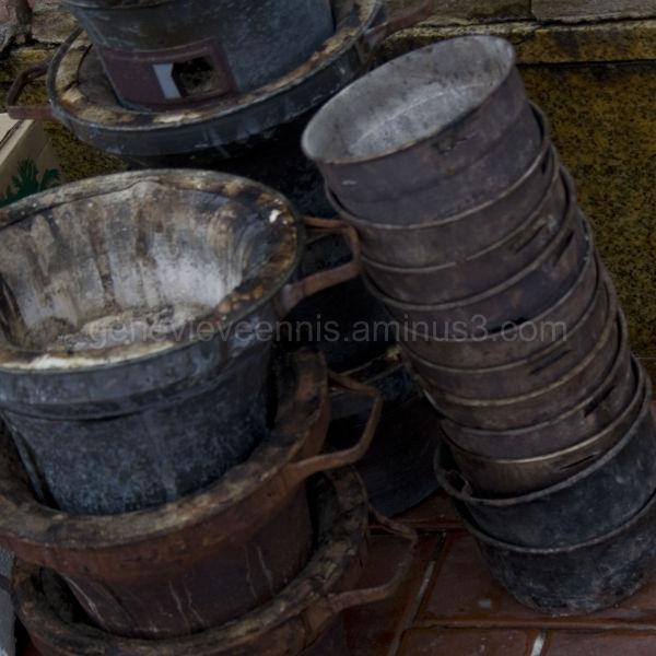 kimchi buckets