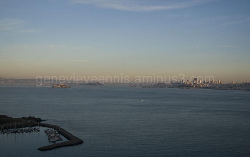 View of San Francisco, CA