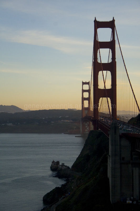 Golden Gate Bridge #2