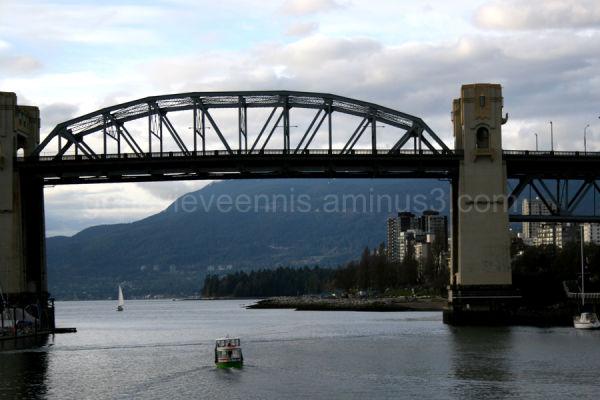 Bridge in Vancouver
