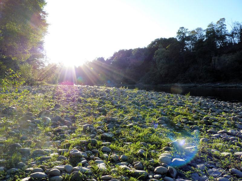 La Garonne en Octobre