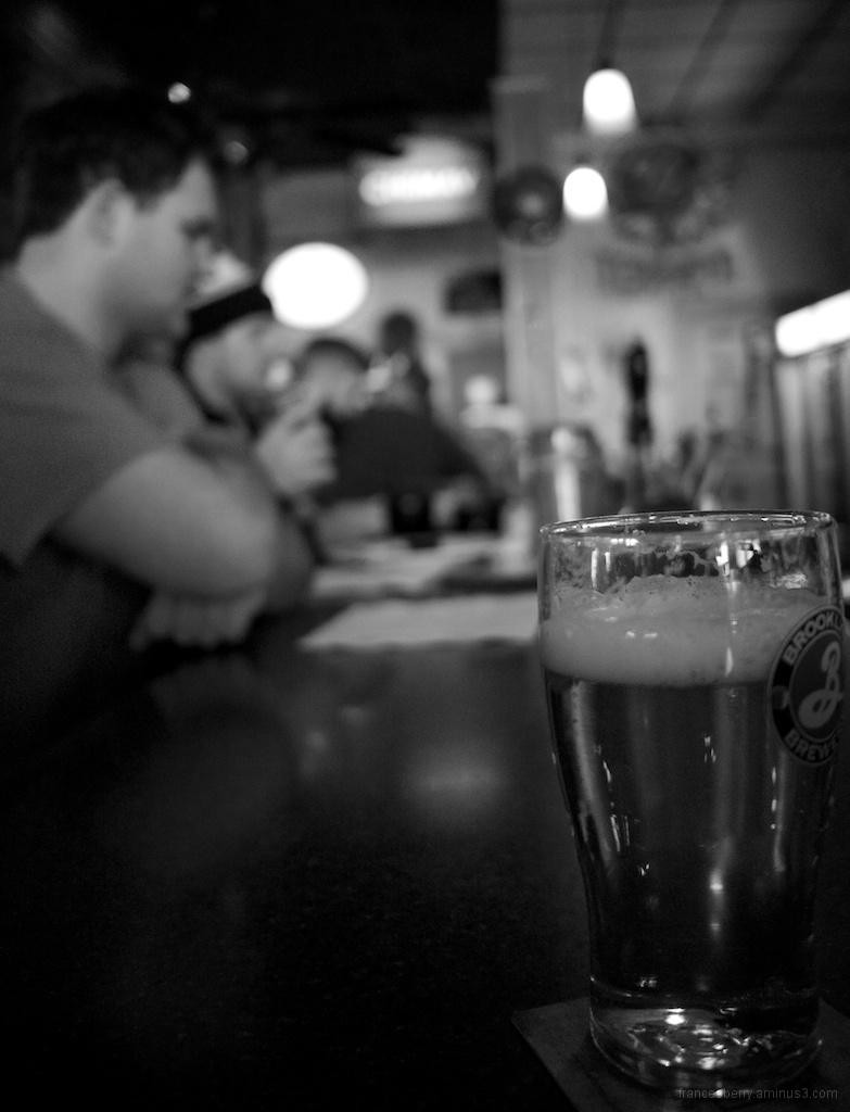 At the Pub, Trappeze