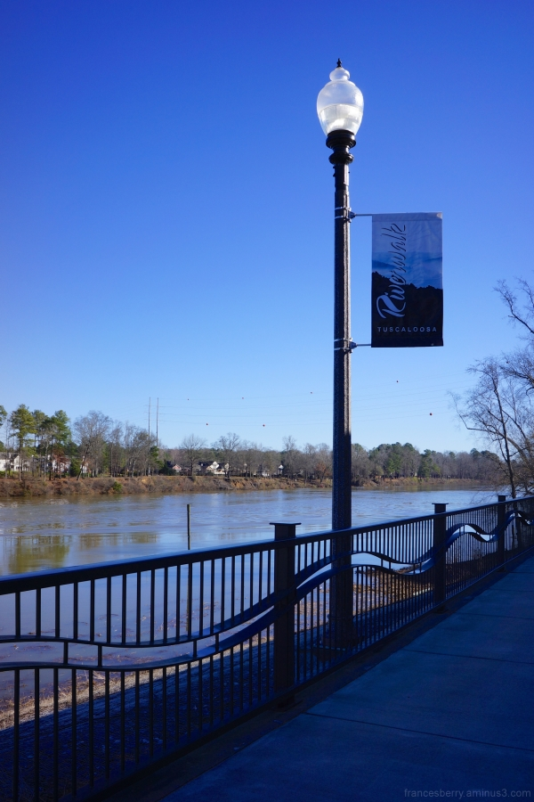 Blue Riverwalk Black Warrior River