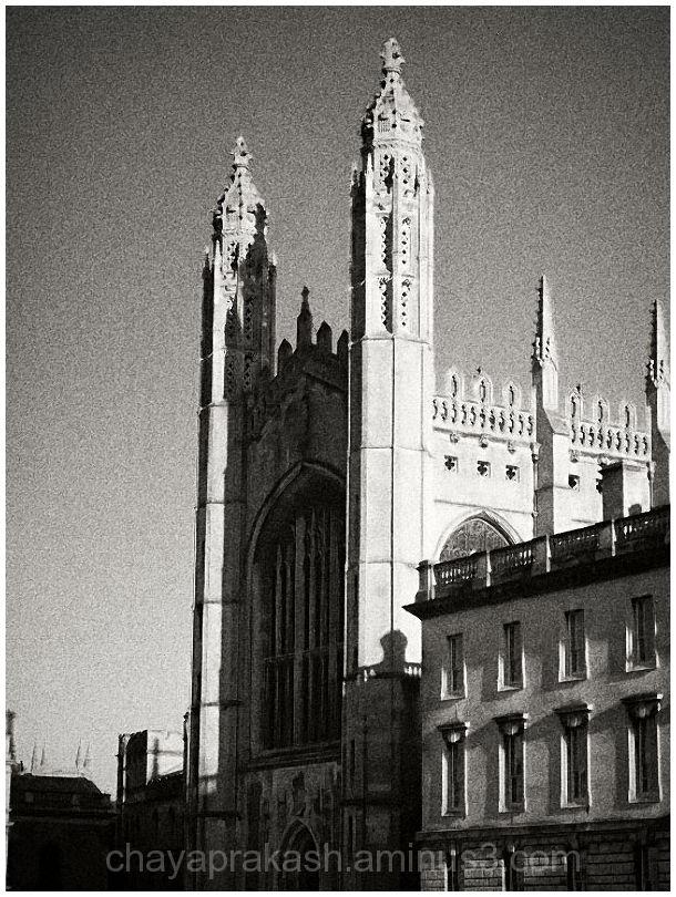 Cambridge Building UK
