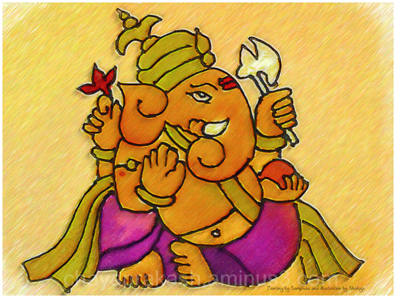 Miscallaneous Ganapati
