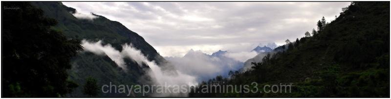 Near GarudGanga, a place at Himachal.