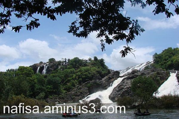 shivasamudram falls - 1
