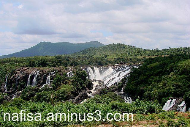 shivasamudram falls - 2