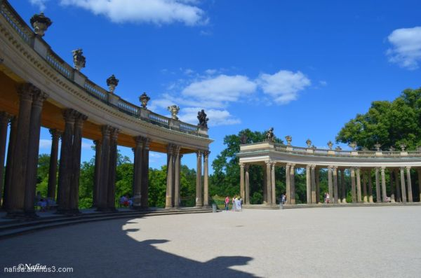 Sanssouci Palace, Potsdam Germany.
