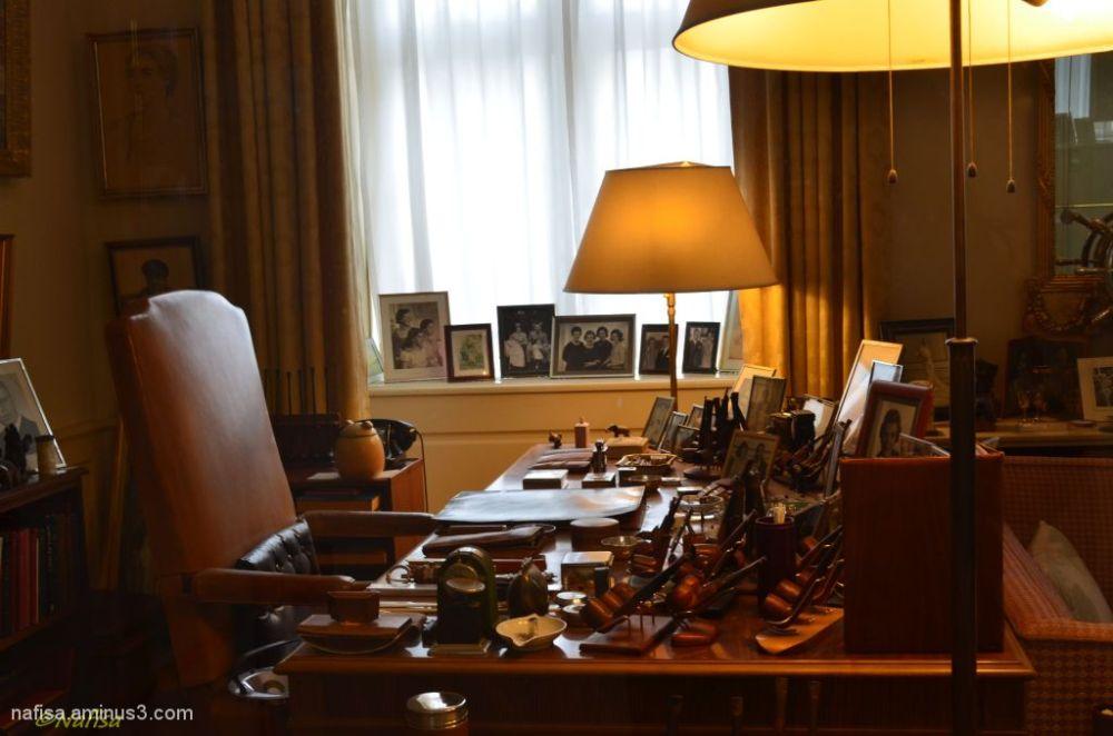 Royal study
