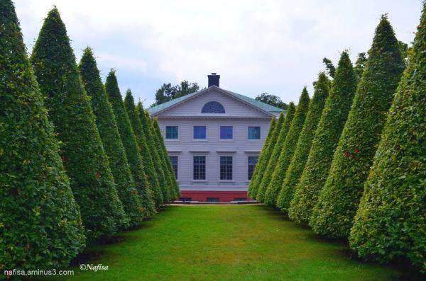 Gunnebo House ,Mölndal, Sweden