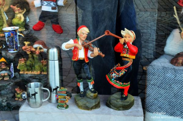 collectibles from Norway