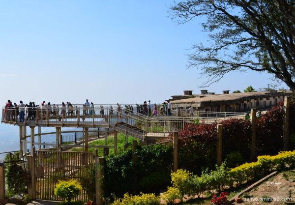 Nandi Hills viewpoint