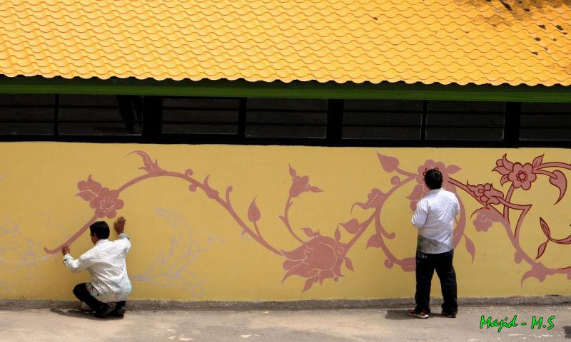 Wall Painters- نقاش دیوار