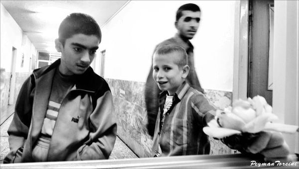 A day in Blind Student Dormitory- Iran- Mashhad
