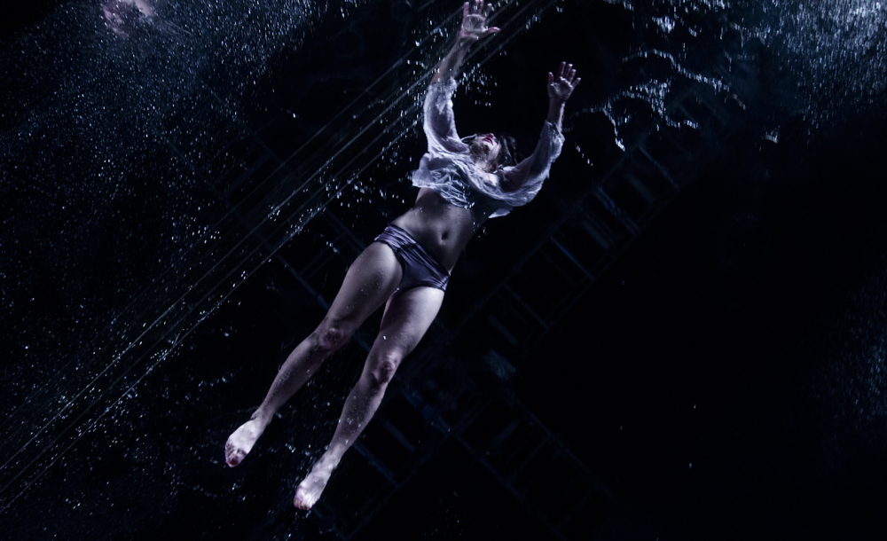 Defying gravity at bras basah, Singapore.