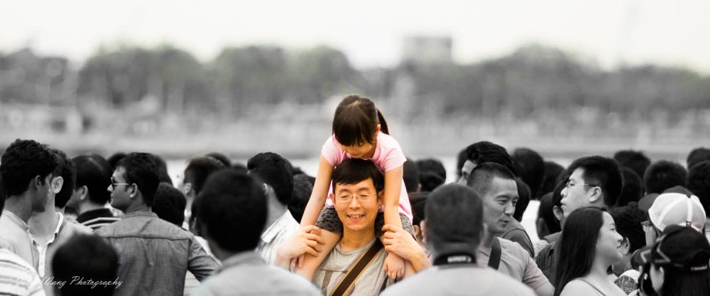 Taken during Singapore national day 2013.