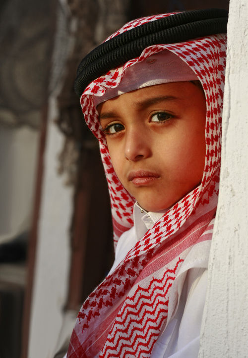 Saudi Boy