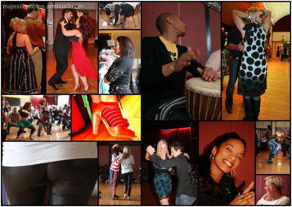 salsa dancing feet