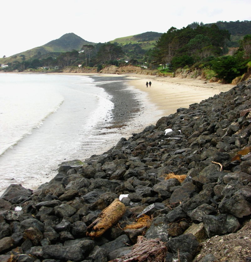 Omapere Beach, Hokianga