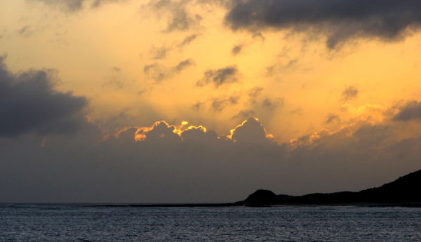 Hokianga sunset